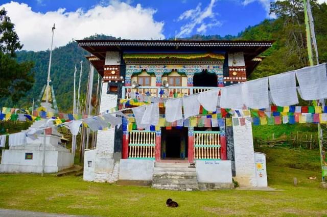 Namshu Monastery