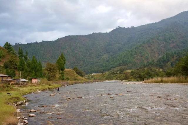 Sangti Valley Tawang Muddie Trails