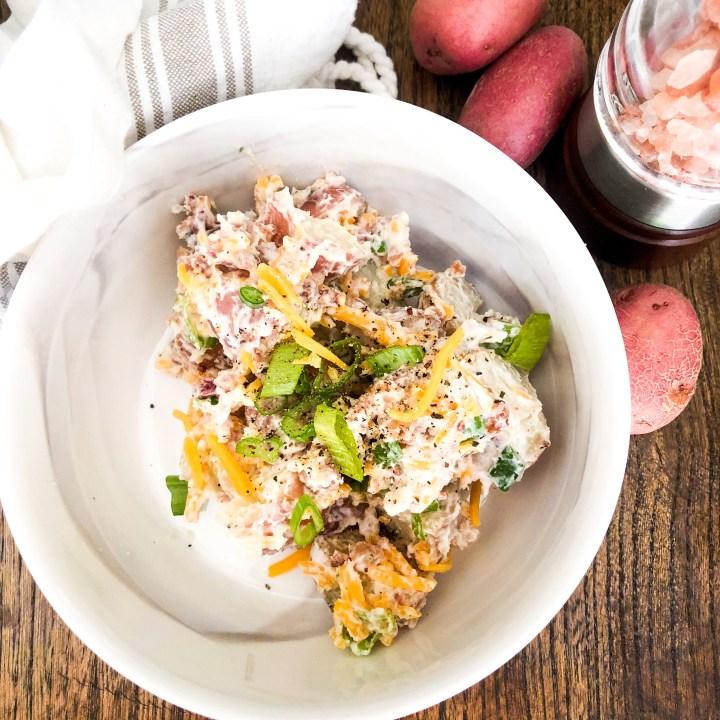 Cowboy Potato Salad