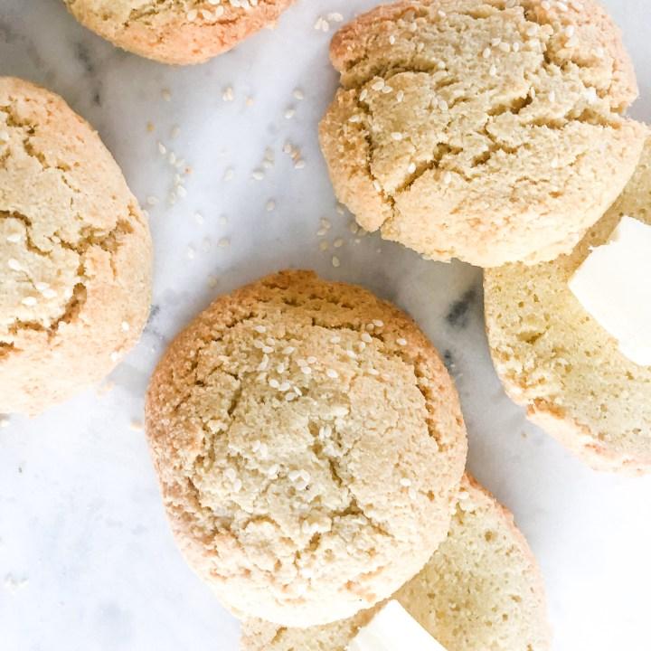 Almond Flour Keto Buns
