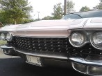The front end of the pink Cadillac was pretty epic. I had to get a shot!