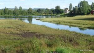 Muddring av kanal