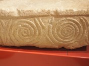 Spirals Muddy Archaeologist Gillian Hovell