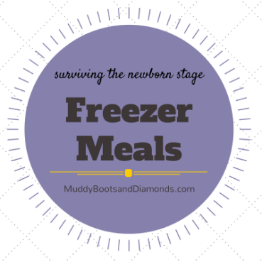 make-ahead-freezer meals © www.muddybootsanddiamonds.com