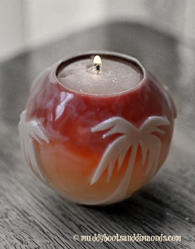 red and orange candle Pregnancy and Infant Loss Remembrance Day 2014