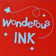 Wondrous Ink Book Logo