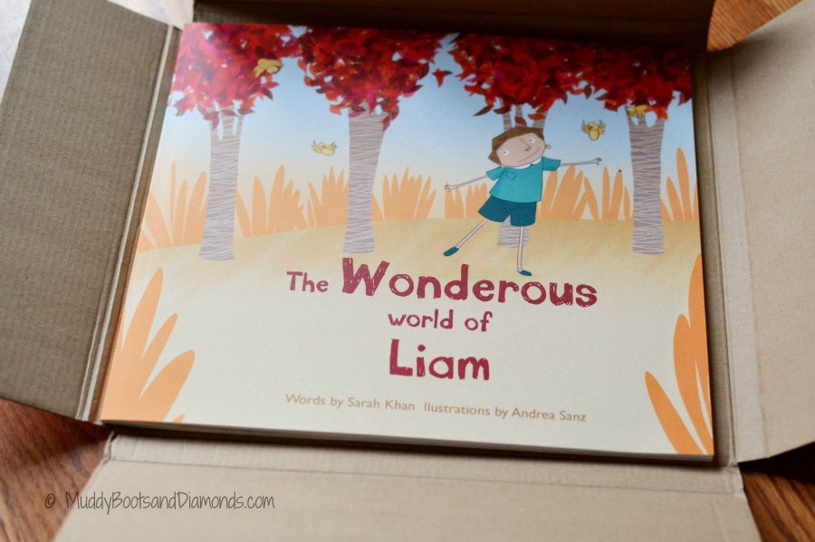 "Looking for a unique gift for a special child in your life? Check out the personalized ""Wondrous World Of.."" books where your child is the star! 