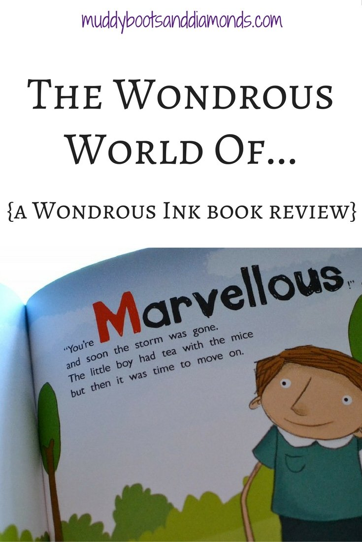 """Looking for a unique children's gift? Check out the """"Wondrous World Of"""" books by Wondrous Ink. Personalize it with your child's name and find out what amazing adventure they'll have! 