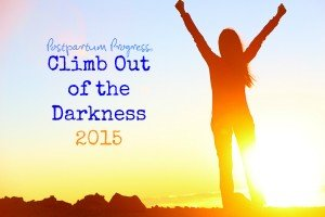 Climb Out of the Darkness 2015