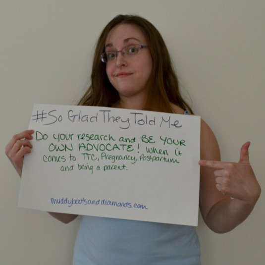 The Her Stories Project #SOGladTHeyToldMe