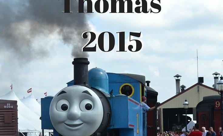 Day Out with Thomas 2015 via MuddyBootsandDiamonds.com