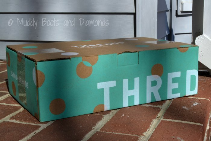 ThredUp Box via muddybootsanddiamonds.com