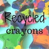 Recycle Crayons Using Sun