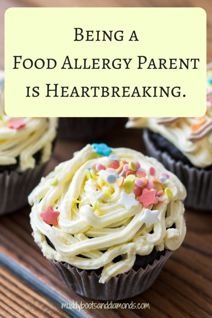 Being a food allergy parent is a challenge and heartbreaking at times. Is your school/daycare truly nut-free? via muddybootsanddiamonds.com