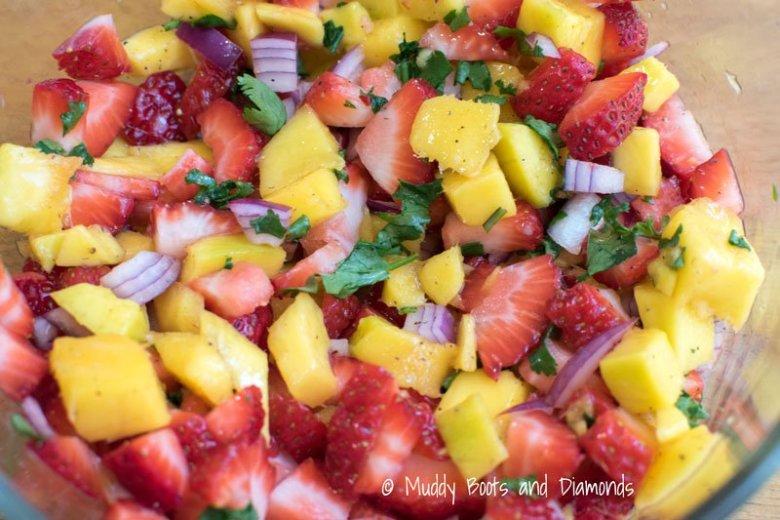 Strawberry-Mango-Red Onion-Salsa-via-Muddy-Boots-and-Diamonds