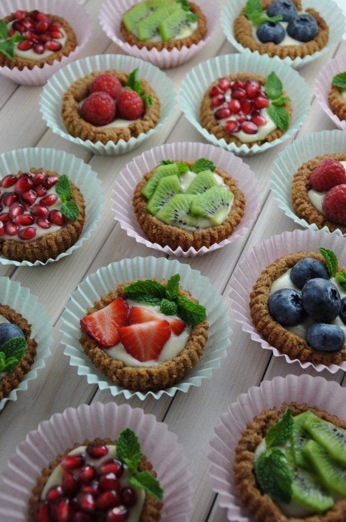 Fruit Tarts Always Eat After 7 PM recipe