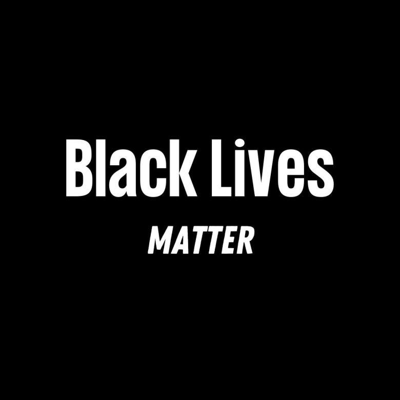 Black Lives Matter social media image via muddybootsanddiamonds.com