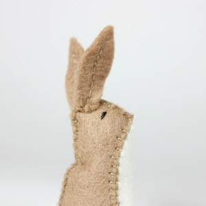 Dash the Little Felt Rabbit | MudHollow.com
