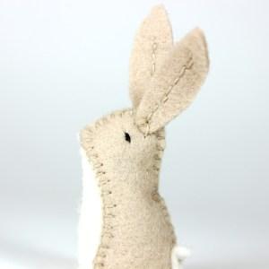 Bramble the Wild Rabbit | MudHollow.com