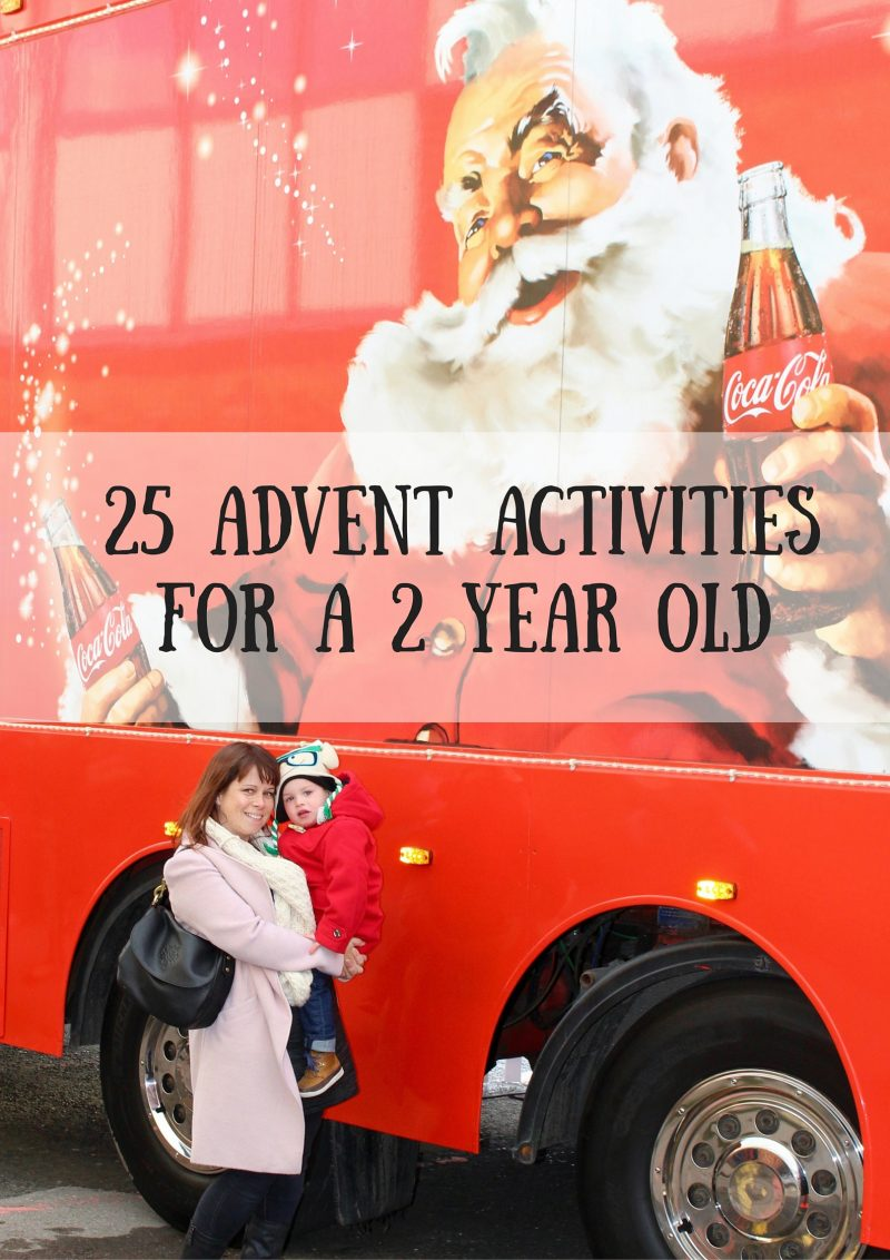 25 Advent Activities For A 2 Year Old