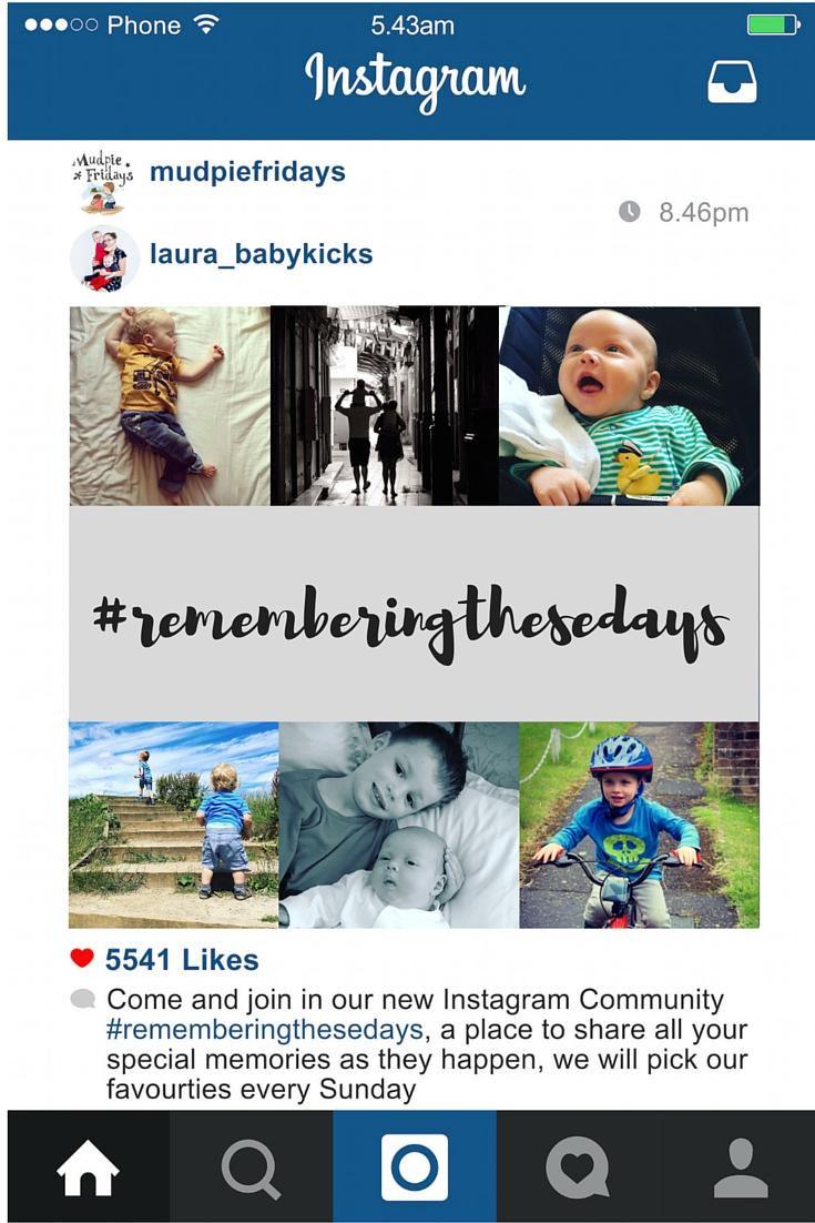 #rememberingthesedays-3