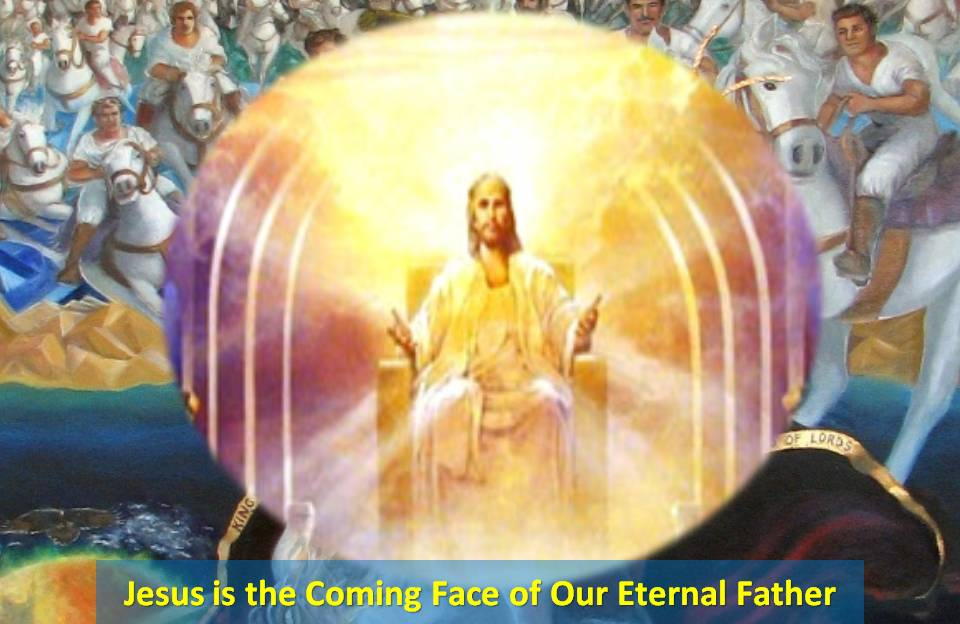 Jesus is Coming Face of Eternal Father
