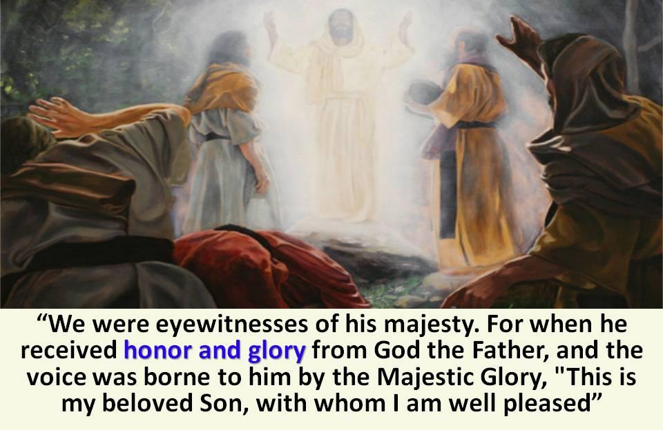 peter-eyewitness-of-the-transfiguration