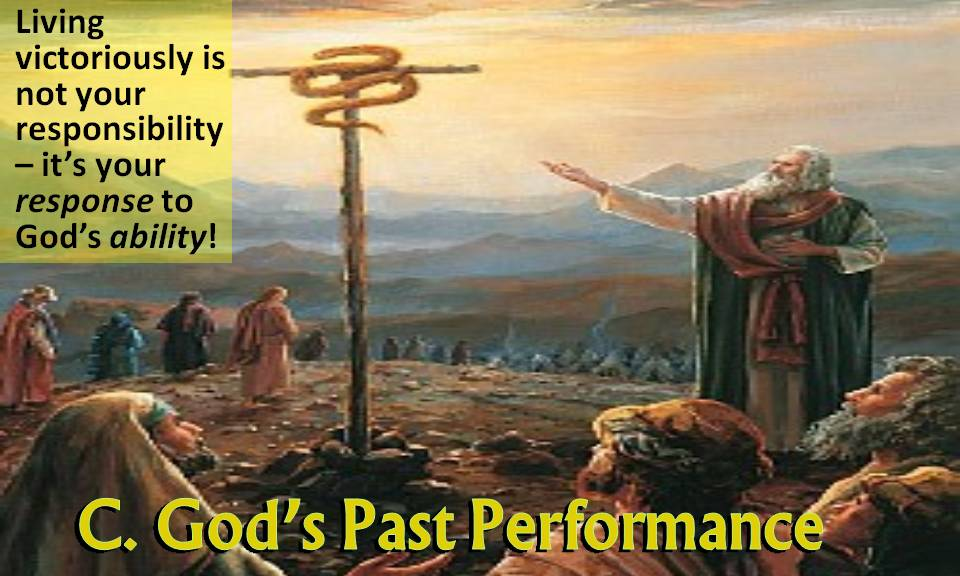 Gods past performance