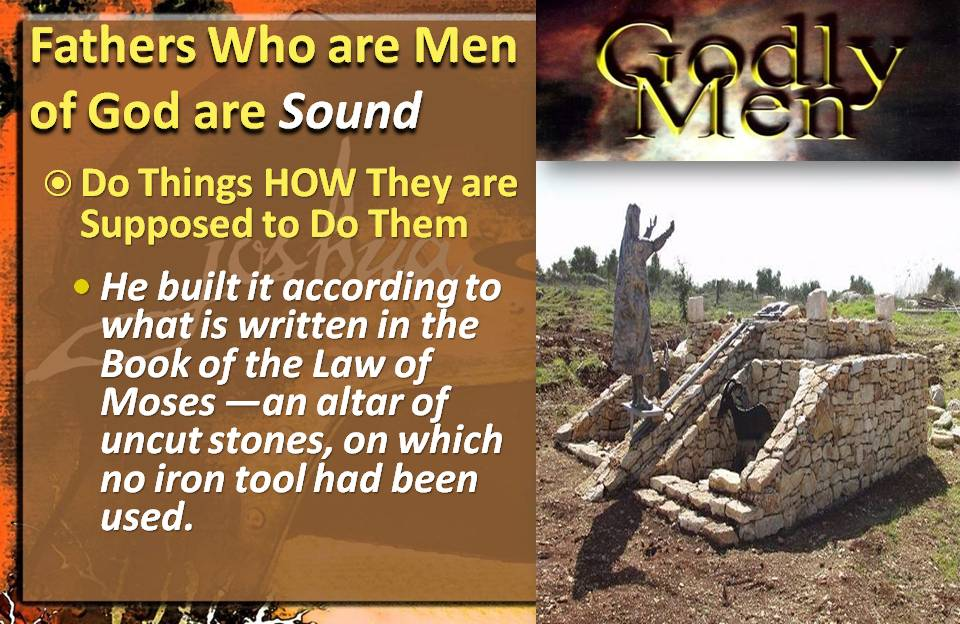 Men of God are Sound