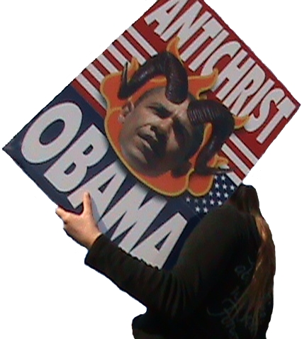 antichrist obama