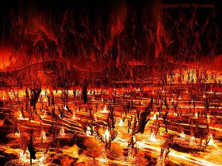 Revelation of Hell