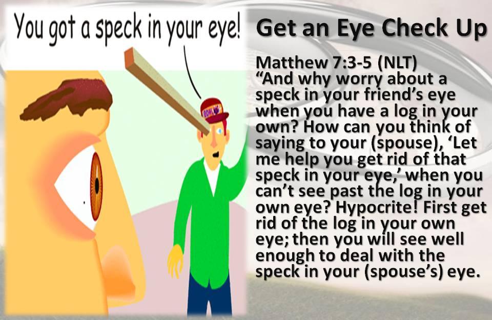 Get an Eye Checkup