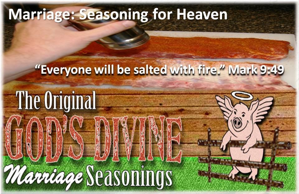 Gods Seasoning Rub of Marriage