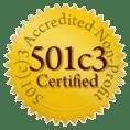 501c3 stamp