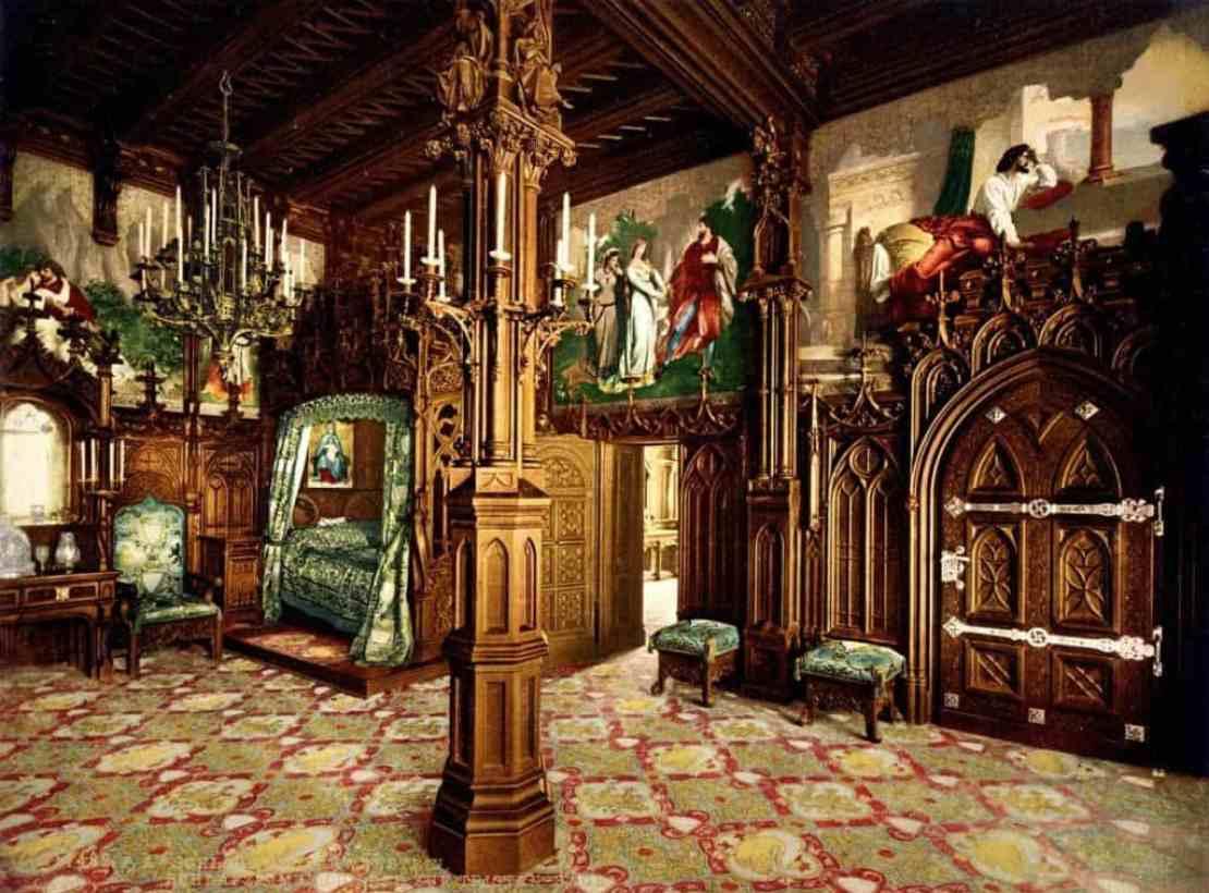 Замок Нойшванштайн сегодня самый фотографируемый объект в Германии