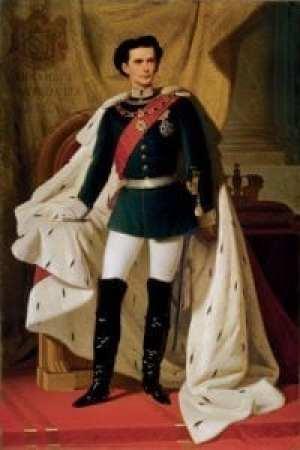 Вдохновение Людвига II музыкальными произведениями Вагнера