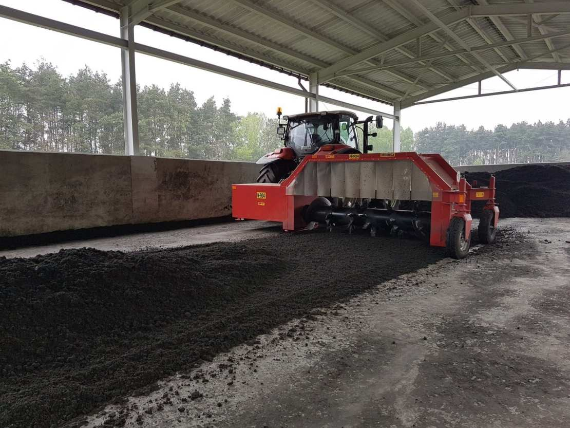 Технологии ускоренного компостирования