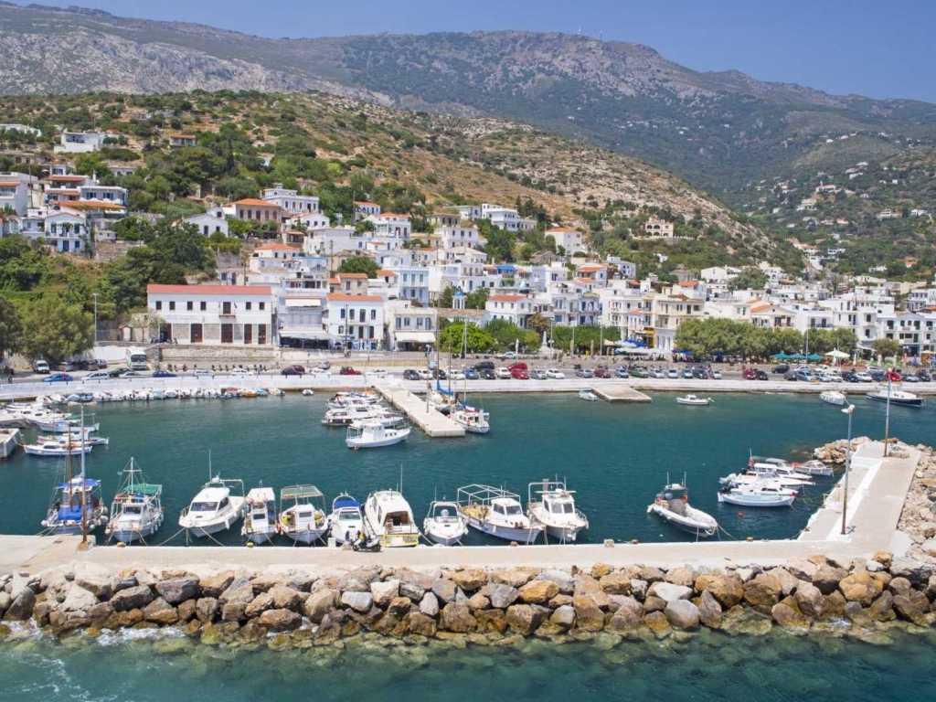 Секреты Остров Икария Греция