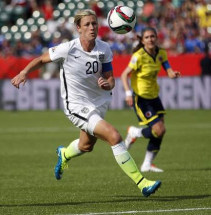 Abby Wambach/USA Today Sports
