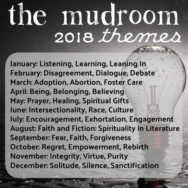 2018 Mudroom Themes