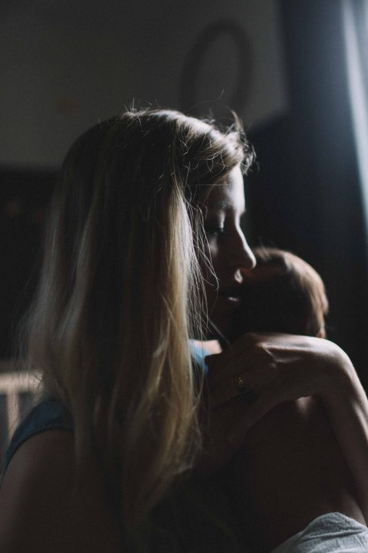 A Dark Postpartum Night