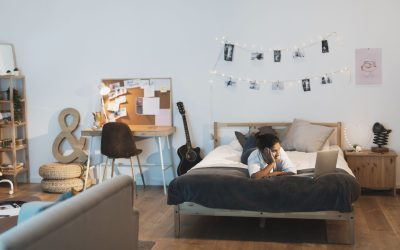 Dormitorios para empezar el curso