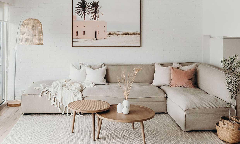 """El estilo """"Japandi"""" es una buena opción si quieres relajarte y desconectar en una estancia a la moda."""