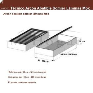tecnico-arcon-abatible-somier-laminas-mox