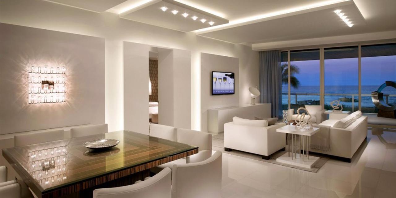 ¿Cómo será la iluminación de interiores para lo que queda de 2021 y 2022?