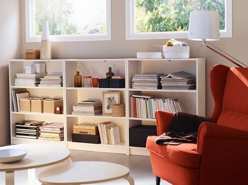 Ikea Billy El Sistema De Librerías Más Completo Para Tu