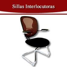 Venta de Sillas Interlocutoras en bogota y toda colombia