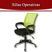 Venta de Sillas Operativas en bogota y toda colombia