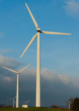 Wind - Energie in (Über-)Fülle