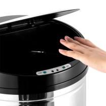 Sensor Mülleimer 56 Liter Edelstahl